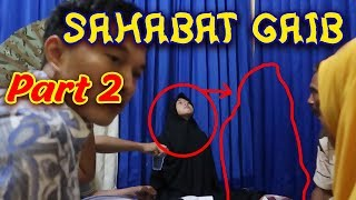 Video KOMUNIKASI DENGAN TEMAN GAIB ADIKKU 😭😭😱 Part 2 MP3, 3GP, MP4, WEBM, AVI, FLV September 2019