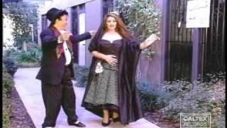 دانلود موزیک ویدیو من دلم ماری رو می خواد (با حجتی) شهناز تهرانی