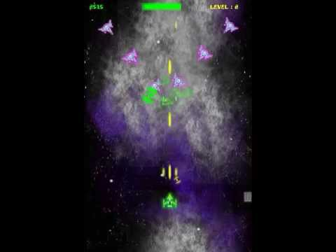 Video of Ray space(space shooter)