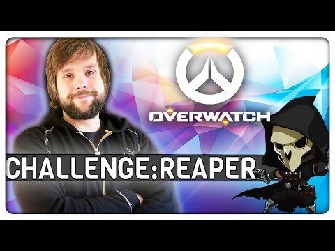 Overwatch Challenge: Reaper (видео)