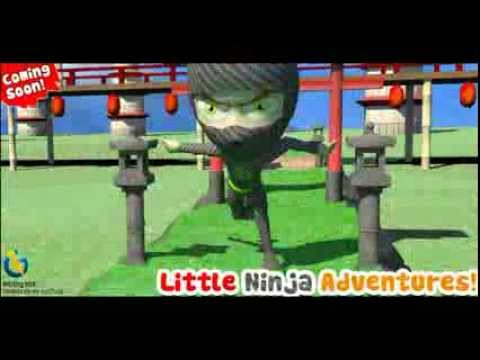Video of Flappy Little Ninja Adventures
