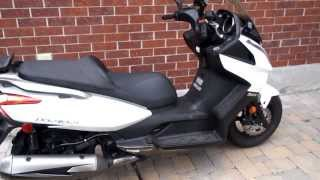 10. Kymco Downtown 300i scooter review after a 4 hour 300KM test ride