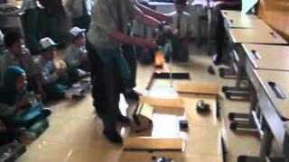 ROBO-EDU lomba internal ROBOT PEMADAM API @SD BRAWIJAYA SMART SCHOOL