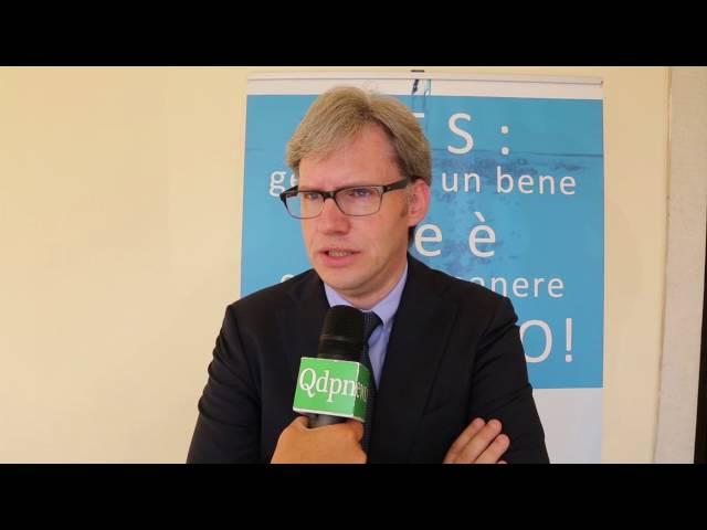 Falzè di Piave - L'assessore regionale Bottacin: la diga sul Piave non si farà