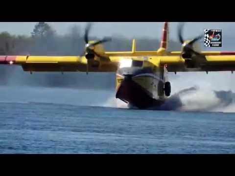 CL-415 Canadair Super Scooper The...