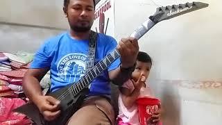 Cinta - Melly Goeslaw Krisdayanti Cover (metal)