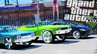 Video Starting a Donk Car Dealership! - GTA 5 Real Hood Life - Day 56 MP3, 3GP, MP4, WEBM, AVI, FLV Agustus 2019