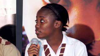 Talk Up Yout School Tour - Haile Selassie High School, St Andrew #14