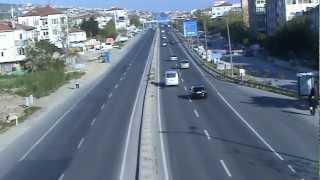 Tekirdag Turkey  City pictures : Road D100, Kumburgaz. İstanbul - Tekirdağ. Turkey.