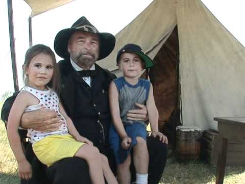 Ils rejouent la Guerre de Sécession, 150 ans après