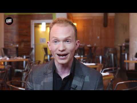 Magician Trigg Watson has wine and magic show at Checkered Past Winery