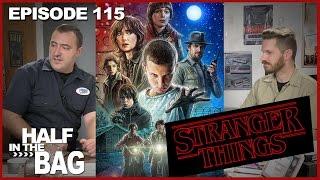 Video Half in the Bag Episode 115: Stranger Things MP3, 3GP, MP4, WEBM, AVI, FLV Agustus 2018