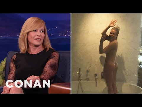 Chelsea Handler Didn't Have Sex For A Year! [Video]