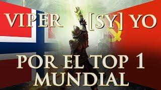 EL CHINO MAS PRO VS LA LEYENDA THE VIPER UN TREMENDO DUELO DE ALTA PRESION EN DISPUTA POR ESTAR EN LO MAS ALTODONACION, SI TE DIVIERTE Y LA PASAS BIEN CON LO QUE HAGO PUEDES APOYARME AQUI ( https://www.paypal.me/apoyaralcanalmario )FANPAGEhttps://www.facebook.com/Mario-Ovalle-1200082810100030/grupo de Facebook: https://www.facebook.com/groups/AgeOfempiresvoobly/?ref=bookmarks únanse al grupo gente a toda hora mas videos y solución de problemasmi Facebook: https://www.facebook.com/profile.php?id=100010532173890 pueden consultar y hablar con migo además de estar enterados de todo que sucede nuevos videos encuestas y demás