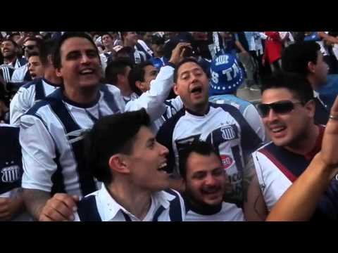 Video - recibimiento del mas grande!!! - La Fiel - Talleres - Argentina