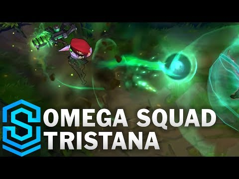Tristana Biệt Đội Omega