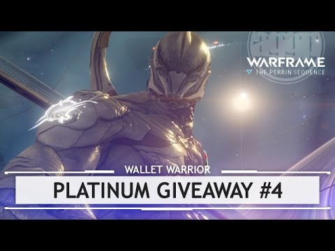 ends - Warframe: Platinum Giveaway - Ends 10/31/14 [thewalletwarriorgiveaway#4] On this edition of the Wallet Warrior Giveaway, we prep for Update 15 with a little history lesson. Today we open...