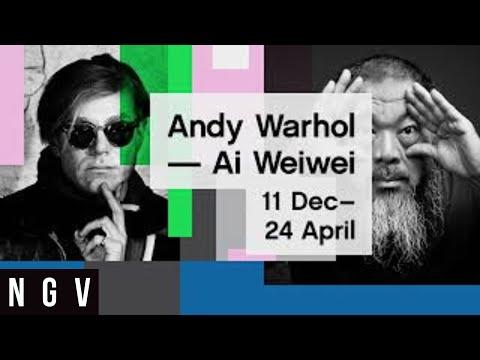 Andy Warhol   Ai Weiwei 11 Dec - 24 Apr (видео)