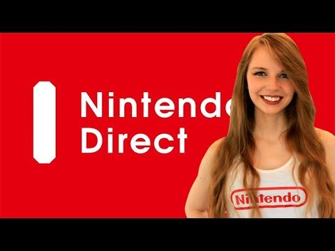 NINTENDO DIRECT FULL REACTION 9.13.18 (видео)