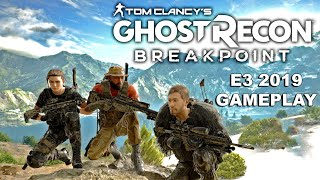 "Ghost Recon Breakpoint Gameplay - Eine ""lautlose"" Infiltration"