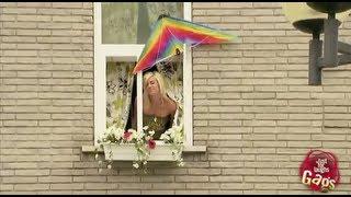 Kite Broken Window Prank