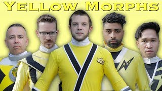 The Yellow Fellows Morphs [FOREVER SERIES]