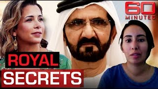 Video WORLD EXCLUSIVE: Dubai royal insider breaks silence on escaped princesses | 60 Minutes Australia MP3, 3GP, MP4, WEBM, AVI, FLV Agustus 2019