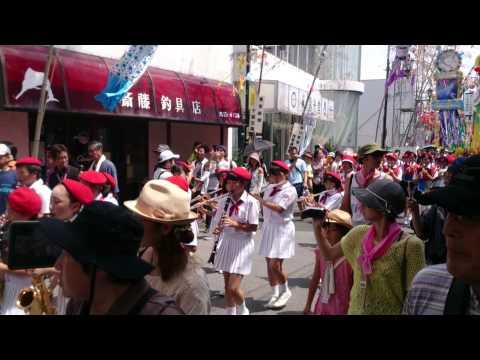 2015年7月25日茂原七夕祭萩原小学校