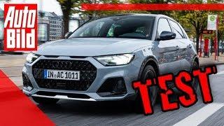 Audi A1 citycarver (2019): Test - Fahrbericht - Crossover - Infos by Auto Bild