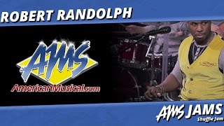 Robert Randolph sits down with AMS Product Specialist, Andrew Swift and AMS Staff for a quick jam session in this AMS Exclusive Performance. Check out Robert...