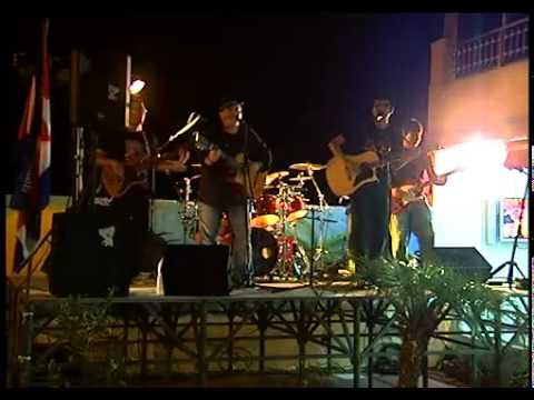 Tributo a Maná en el Rincón Cubano de la Playa de Tavernes (видео)