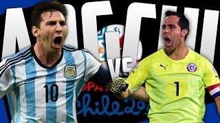 ARGENTINA vs CHILE - Copa America 2015 - (FIFA 15), copa america 2015, lich thi dau copa america 2015, xem copa america 2015, lịch thi đấu copa america 2015, copa america 2015 chile