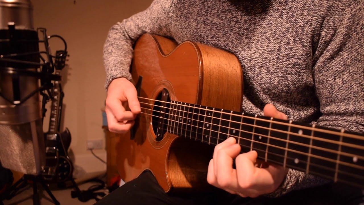 FREE TABS – Robert Miles' Children – Acoustic guitar arrangement by Jack Haigh