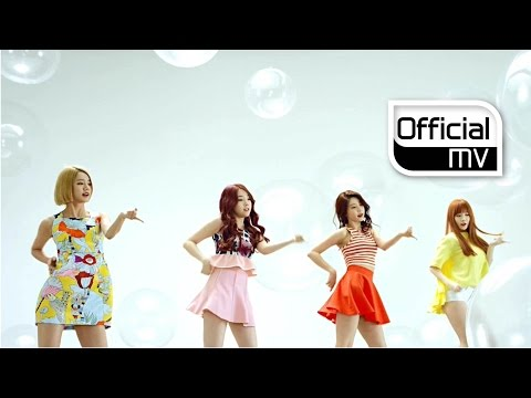 Girl's Day - Hello Bubble…