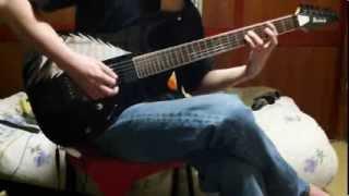 【GYZE】 Final revenge 【Guitar cover】