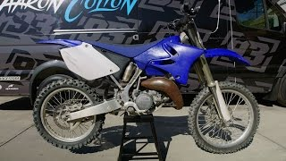 2. Project Two-Stroke Pt 1: Watch Aaron Colton Fully Rebuild a 2006 Yamaha YZ125