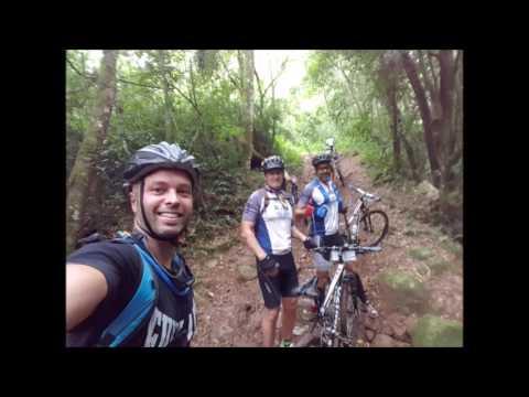 Mountais Bike - Morro da Borússia (видео)