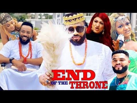 END OF THE THRONE (COMPLETE MOVIE) - 2020 LATEST NIGERIAN NOLLYWOOD MOVIE