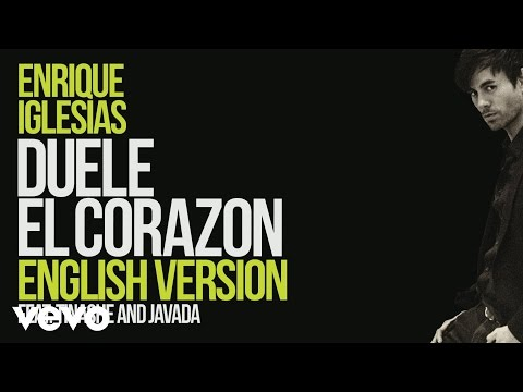 Duele El Corazon (English Version) [Lyric Video] (Feat. Tinashe & Javada)
