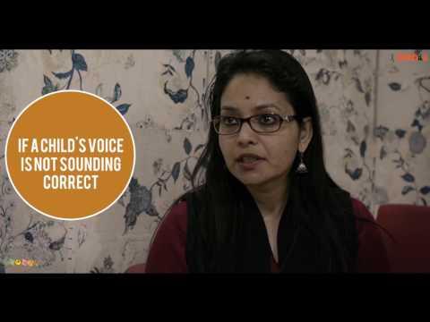 Speech and Hearing Therapy In Kids- By Speech Therapist Neevita Narayan