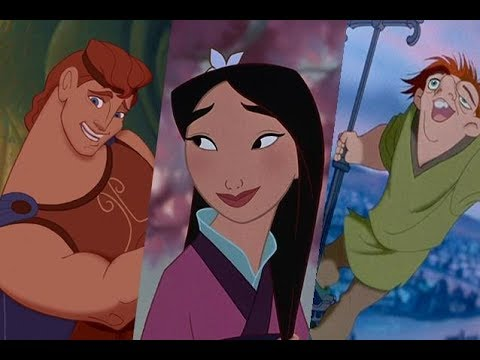 128. adás: A Disney rajzfilmek #5 (Herkules, Mulan, A Notre Dame-i toronyőr stb.)