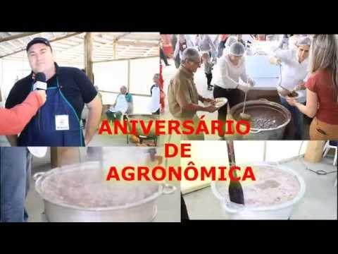 FEIJOADA EM AGRONÔMICA FOI SERVIDA COM SUCESSO NA COMEMORAÇÃO DOS 51 ANOS DO MUNICÍPIO
