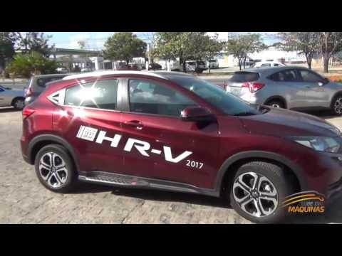 Honda HRV: veja o que muda na versão 2017