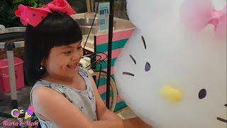 Video BIG HELLO KITTY GULALI & ICE CREAM UNICORN @Pakuwon Mall -Surabaya MP3, 3GP, MP4, WEBM, AVI, FLV April 2019