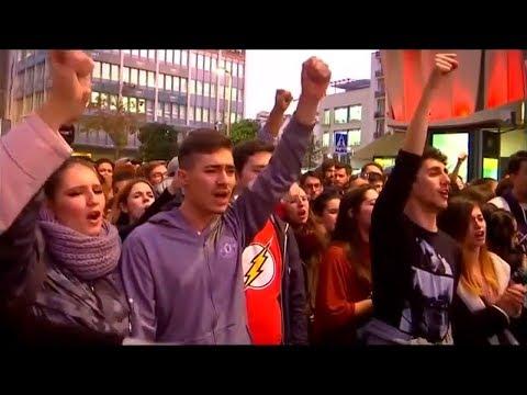 Spanien: Erstmals ultrarechte Partei in einem spanischem Abgeordnetenhaus