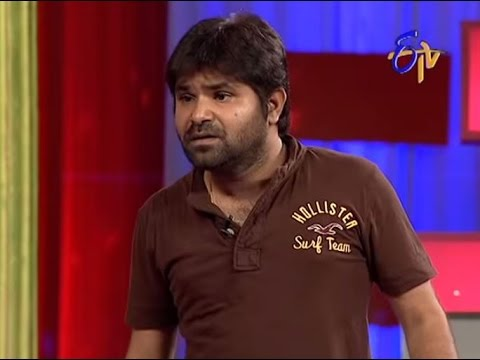 Jabardasth - ????????? - Chalaki Chanti Performance on 31st July 2014 01 August 2014 08 AM