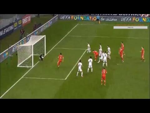 Футбол Россия - Иран 1 : 1