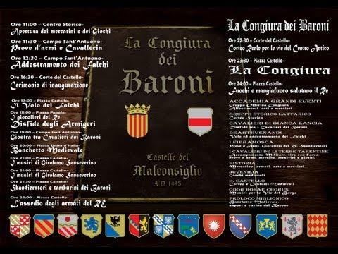 La Congiura dei Baroni 2013
