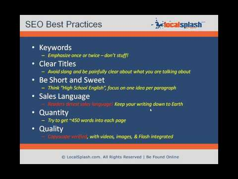 Watch this SEO Content Writing Guide to Get Higher Ranking in Google