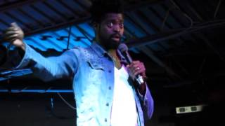 Basketmouth Uncensored Live In Toronto.